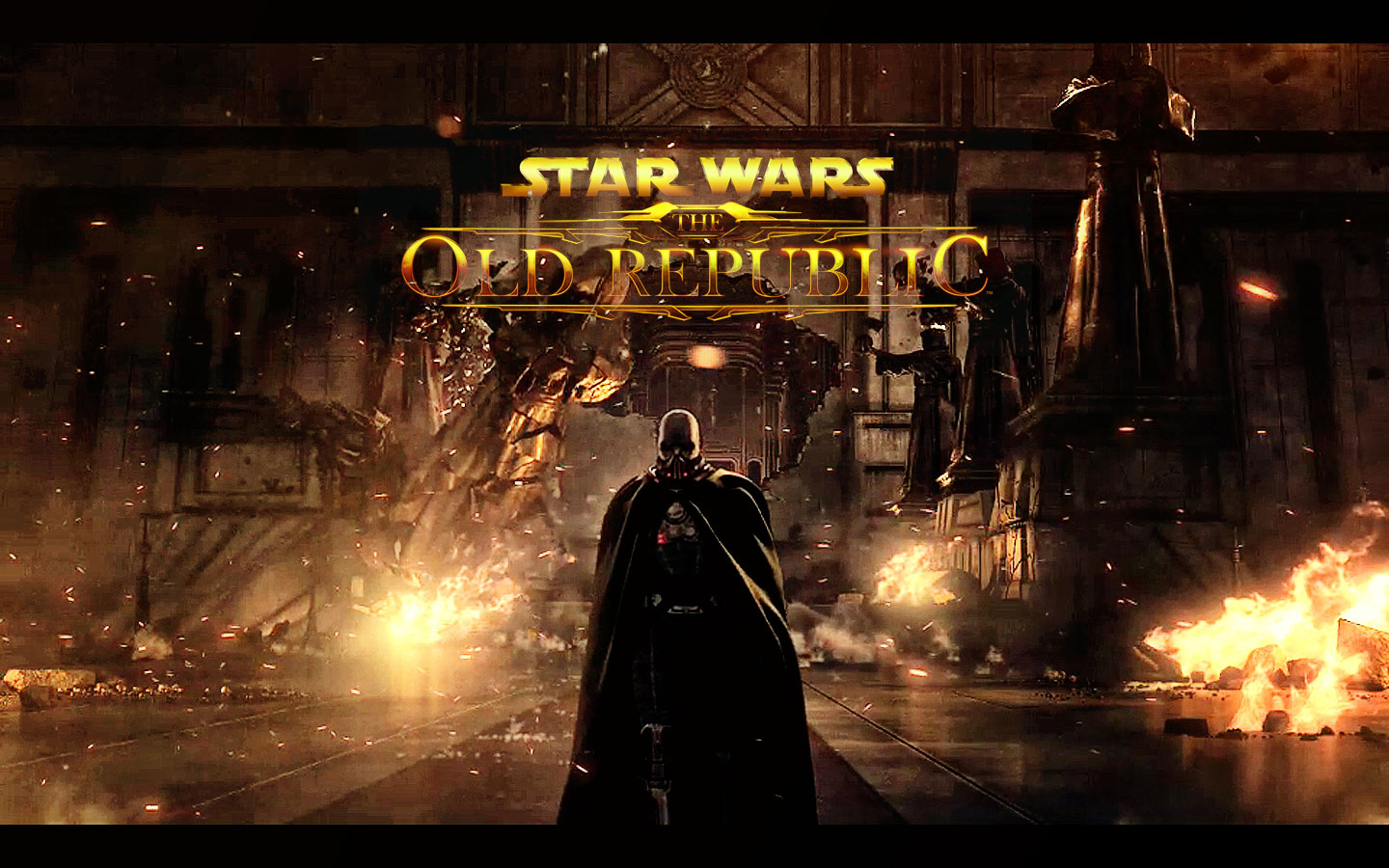 Star Wars The Old Republic wallpaper  Load the Game 1440x900