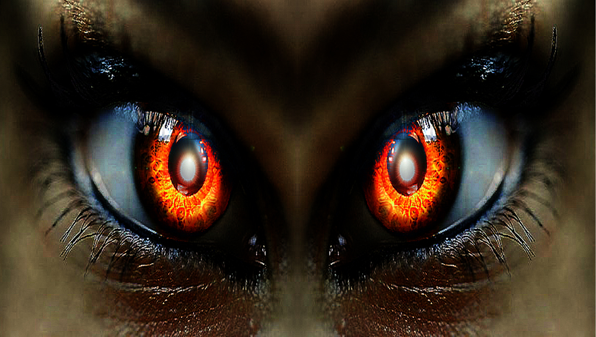 Evil Eyes Wallpaper wallpaper wallpaper hd background desktop 1912x1080