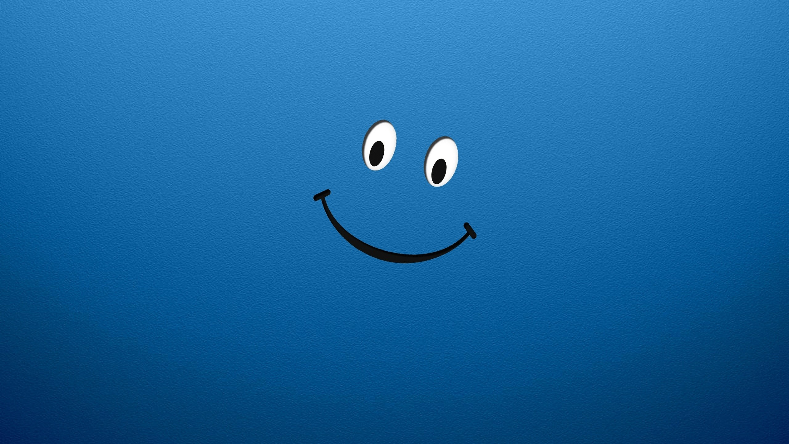 Happy Face Hd Wallpapers Smiley face wa 2560x1440