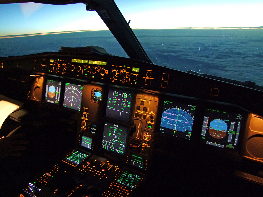 Cockpit Wallpapers - WallpaperSafari