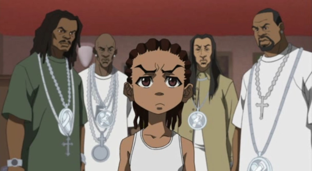 Boondocks Wallpapers 1024x564
