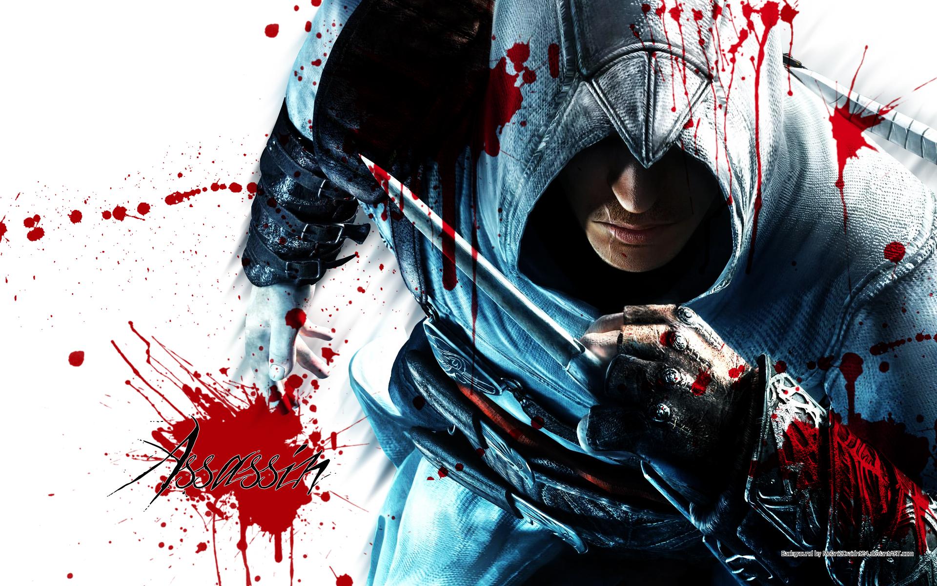 Assassins Creed Altair wallpaper   423266 1920x1200
