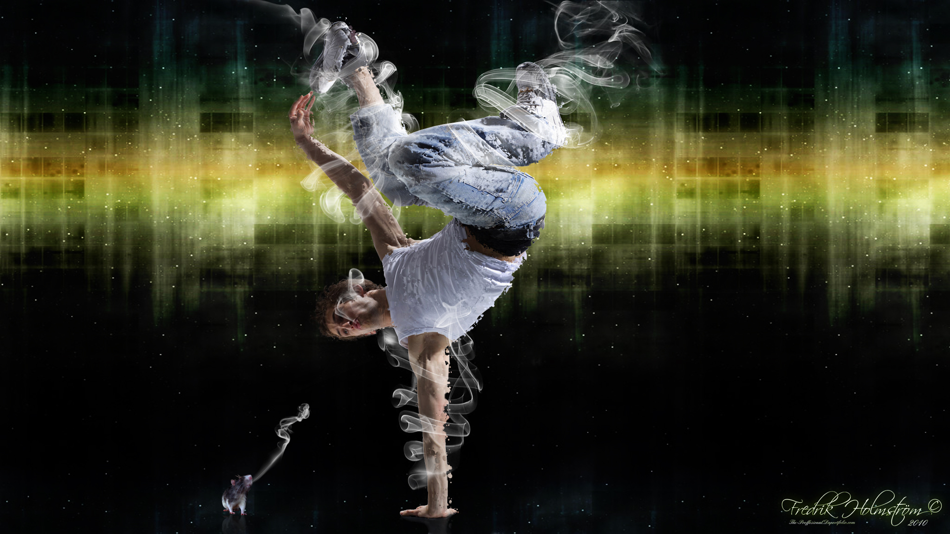 Street dancer wallpaper by The proffesional 1920x1080