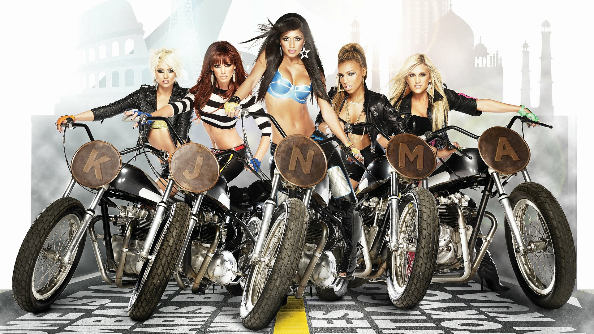 The Pussycat Dolls Wallpapers Images Photos Pictures 1920x1080