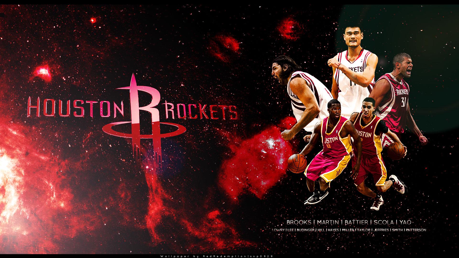 Houston Rockets Wallpapers HD - WallpaperSafari