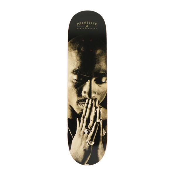 2pac x Primitive Skateboarding Deck   Assorted Sizes 600x600