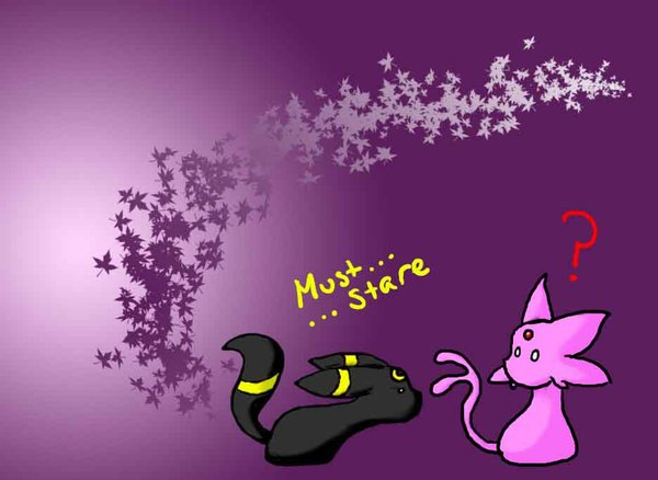 Espeon And Umbreon Espeon Umbreon Wallpaper by 600x438
