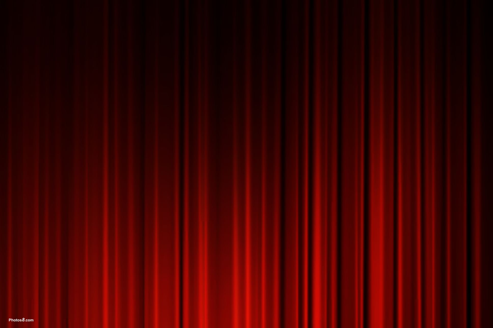 Red Velvet Theatre Curtains - Window Curtains  for Velvet Curtains Background  146hul