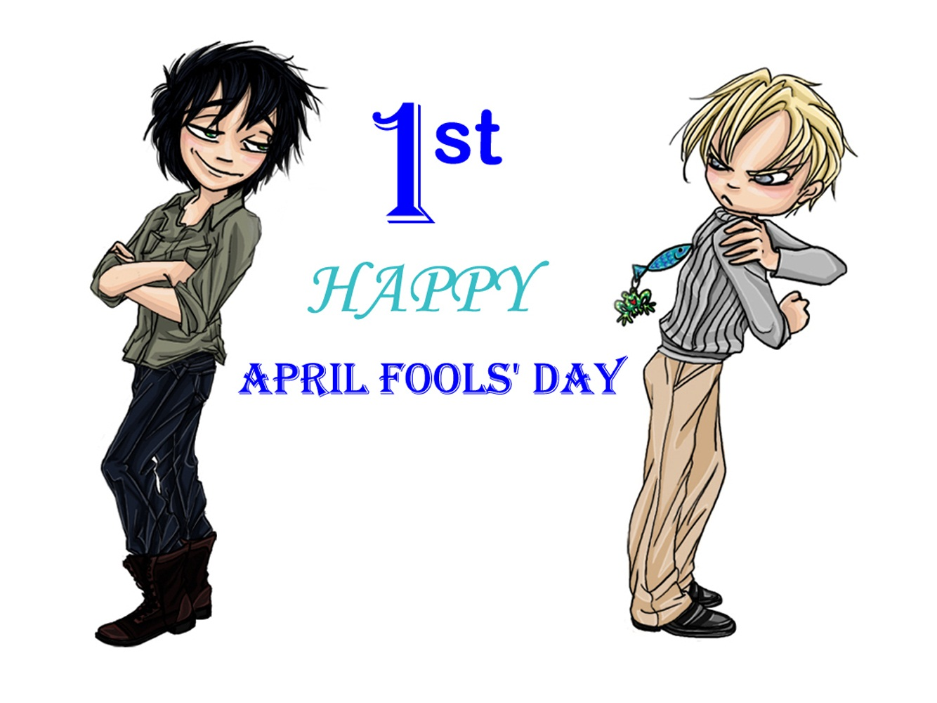 download April Fool Day Wallpapers One HD Wallpaper Pictures 1334x1000