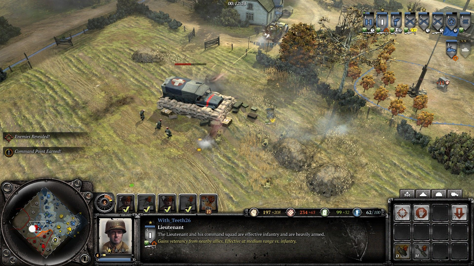 32 Company Of Heroes 2 Western Front Wallpaper Tanks On