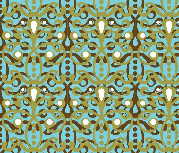 43 Spoonflower Wallpaper On Wallpapersafari