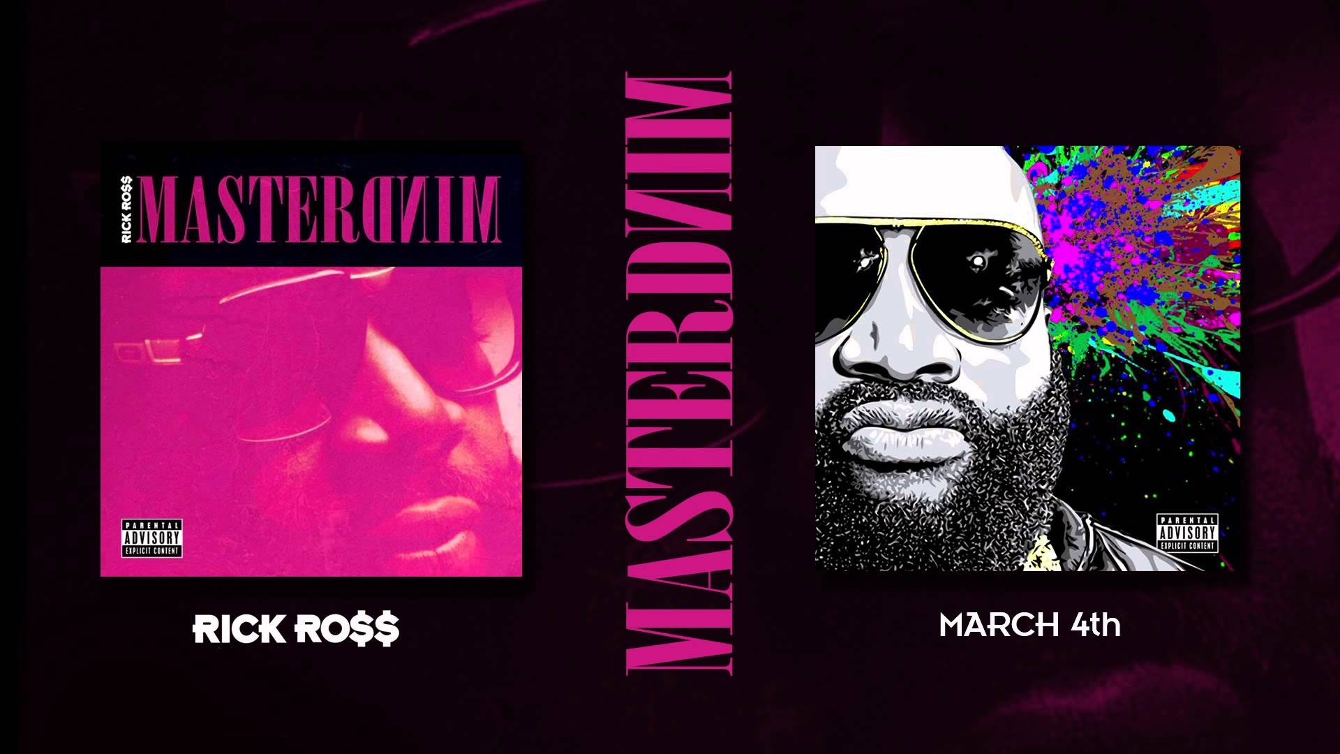 Rick Ross Mastermind Covers Rap Wallpapers 1920x1080