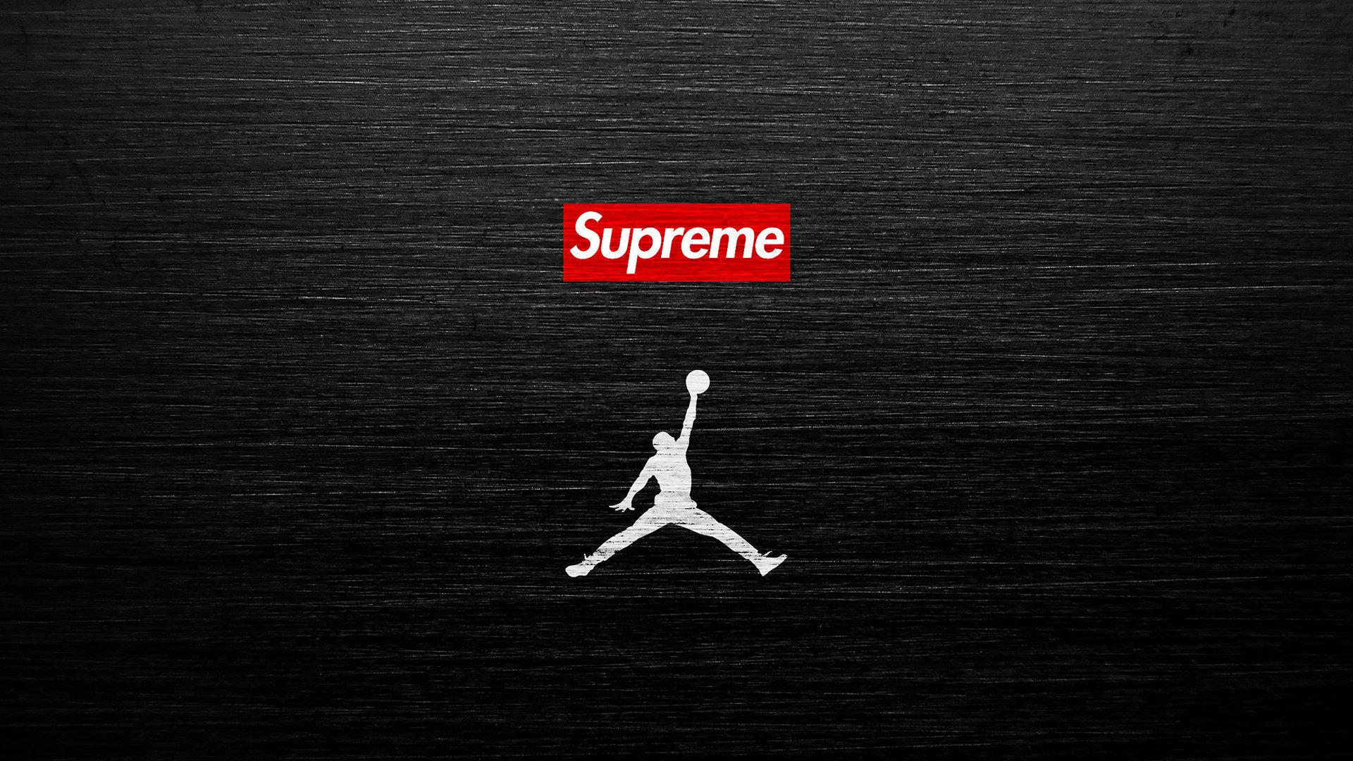 Air Jordan Supreme Wallpaper   AuthenticSupremecom 1920x1080