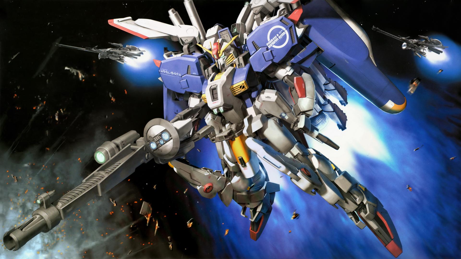 73 Gundam Hd Wallpaper On Wallpapersafari