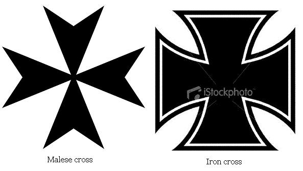 Maltese cross Pictures 593x334