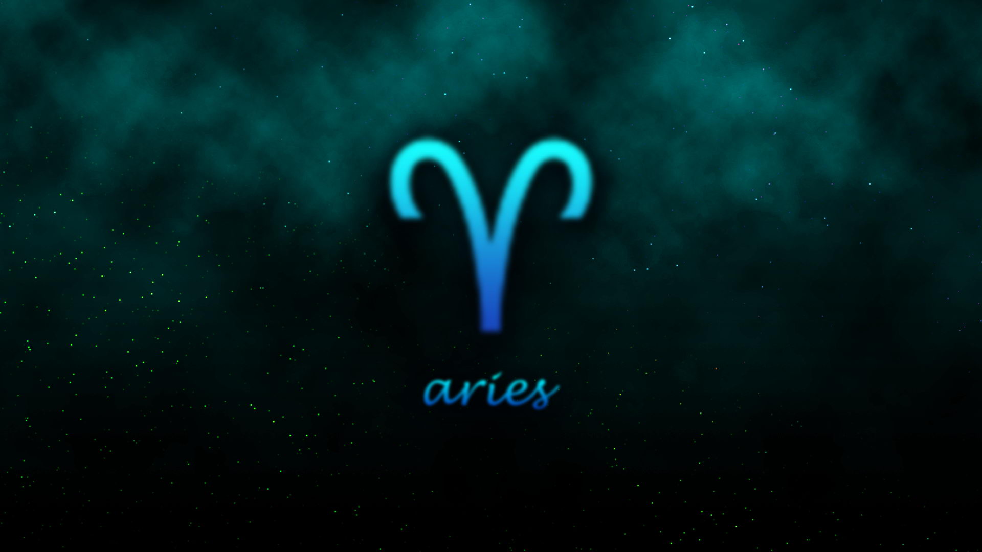 Aries Wallpaper HD 1920x1080
