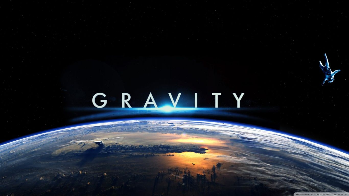 Gravity Movie Amazing HD Wallpapers High Quality Gravity movie 1366x768