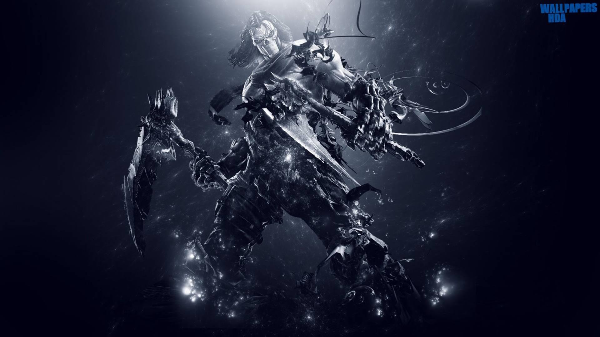 Darksiders 2 video game 19202151080 Wallpaper 2017 HD High 1920x1080
