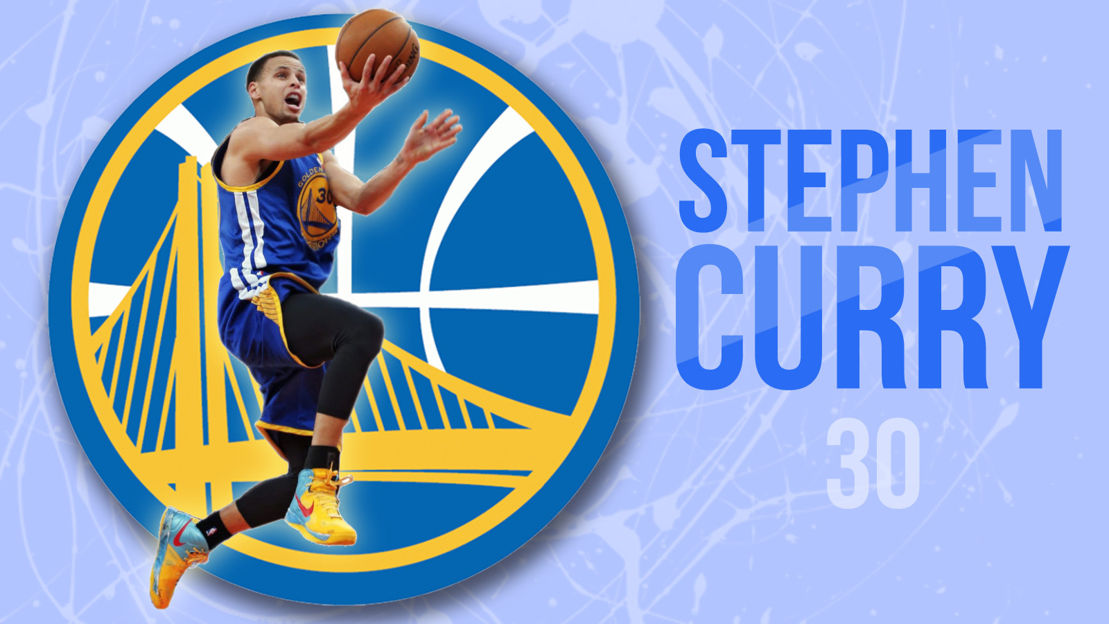 Beautiful Stephen Curry Wallpaper Full HD Pictures 1600x900