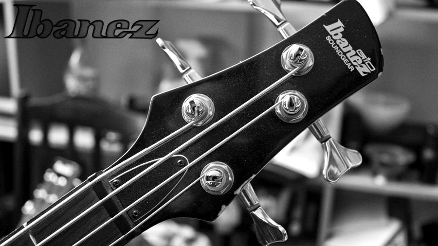 Ibanez Bass Guitar Wallpaper 900x506