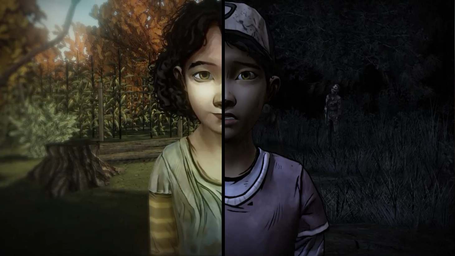 Free download Sides Clementine The Walking Dead Season 2 by
