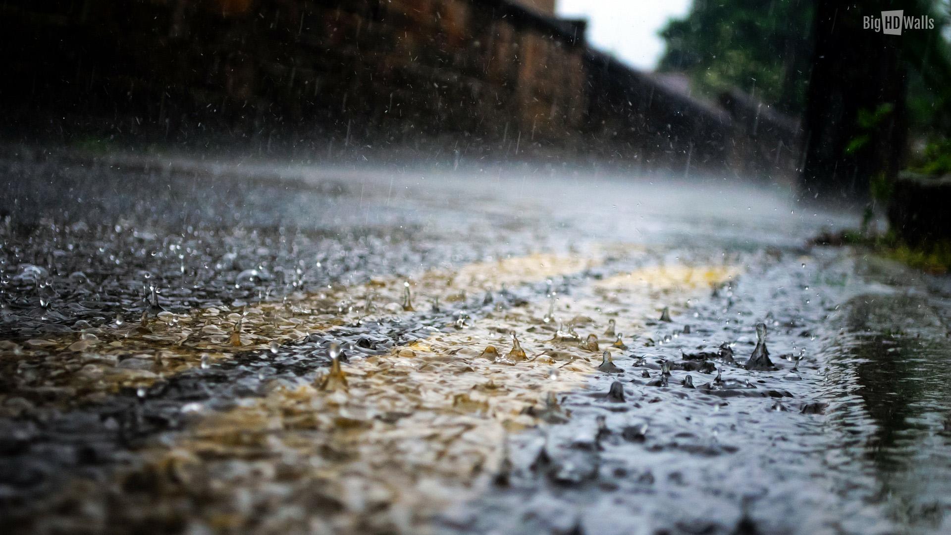 Hd wallpaper rain - Rainy Day Wallpaper