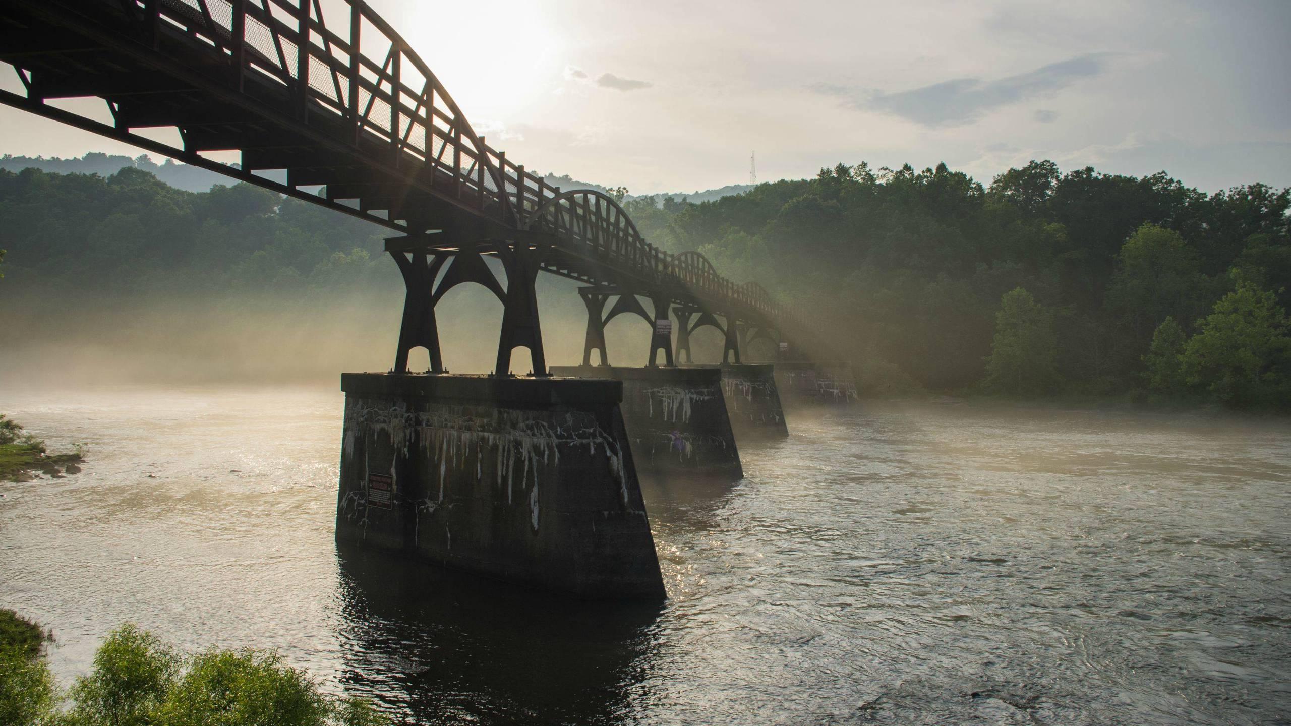 BOTPOST [BOTPOST] Bridge in the Mist f8 1500 ISO 160 iimgur 2560x1440