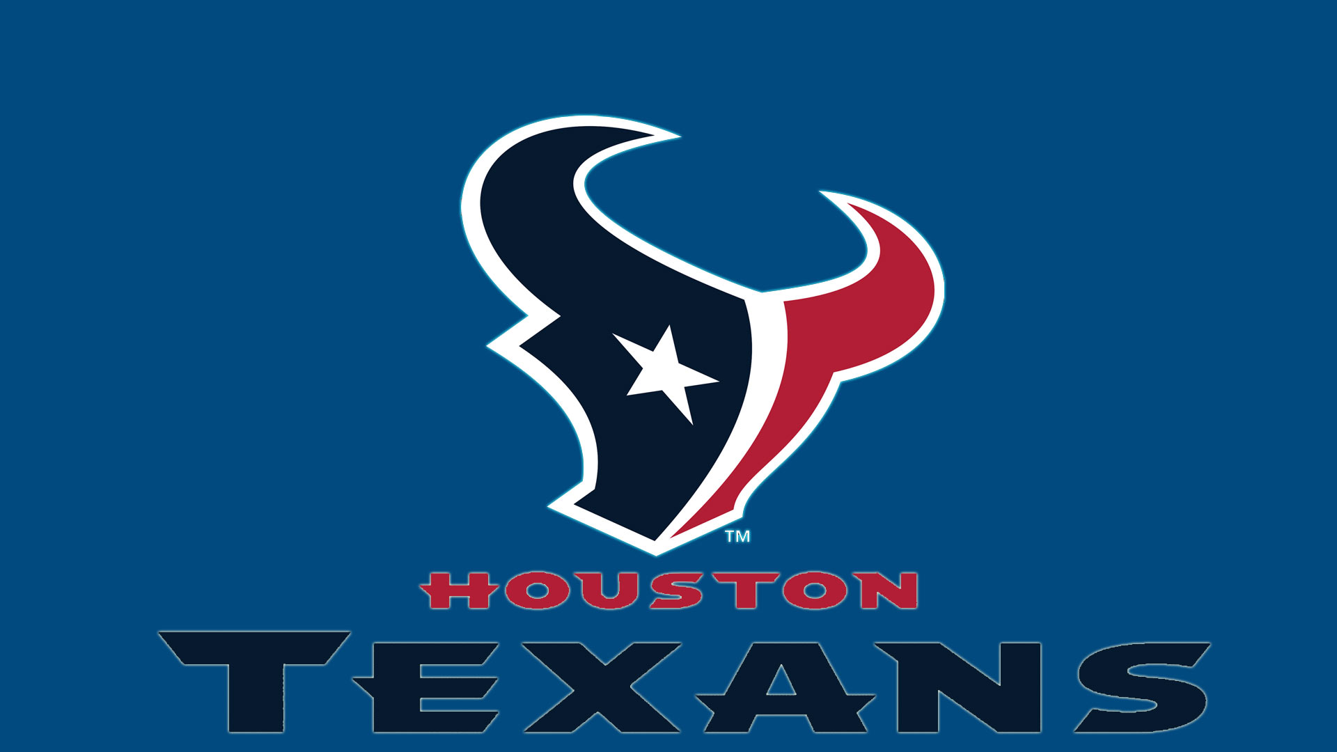Houston Texans logo Hd 1080p Wallpaper screen size 1920X1080 1920x1080