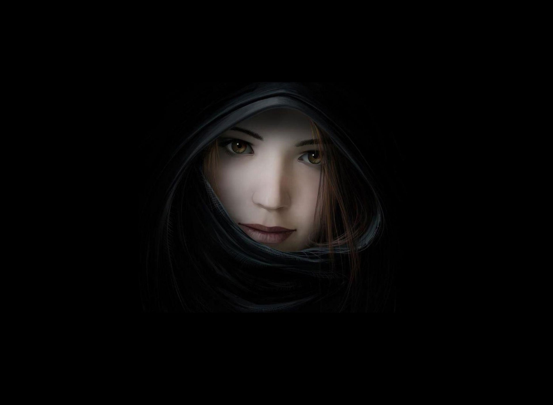 Tablet Lady in Black wallpapers Tablet Lady in Black backgrounds 1920x1408