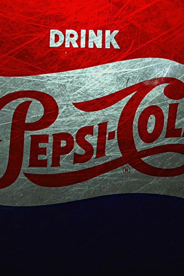 Pepsi Cola Logo   640x960   203907 640x960