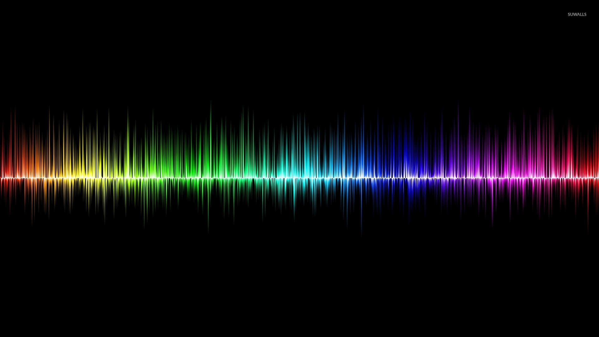 Sound waves wallpaper   Abstract wallpapers   34031 1920x1080