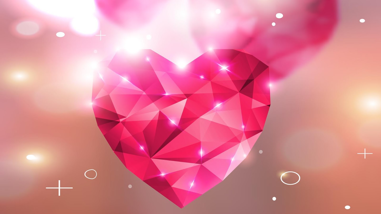 Beautiful Love Heart Wallpaper HD Pics One HD Wallpaper 1600x900