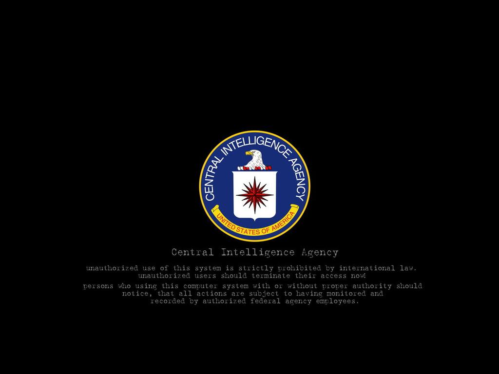 CIA Terminal Wallpaper Collection 1024x768