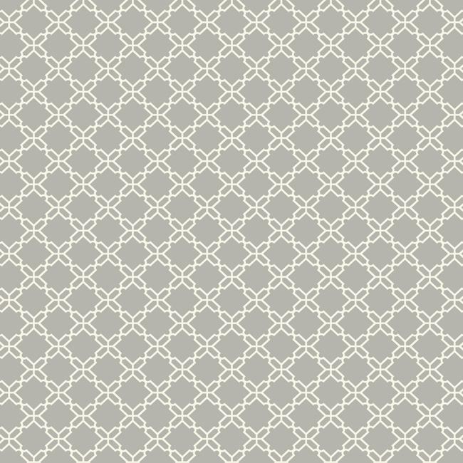 FunMozar Geometric Wallpaper In Gray 650x650