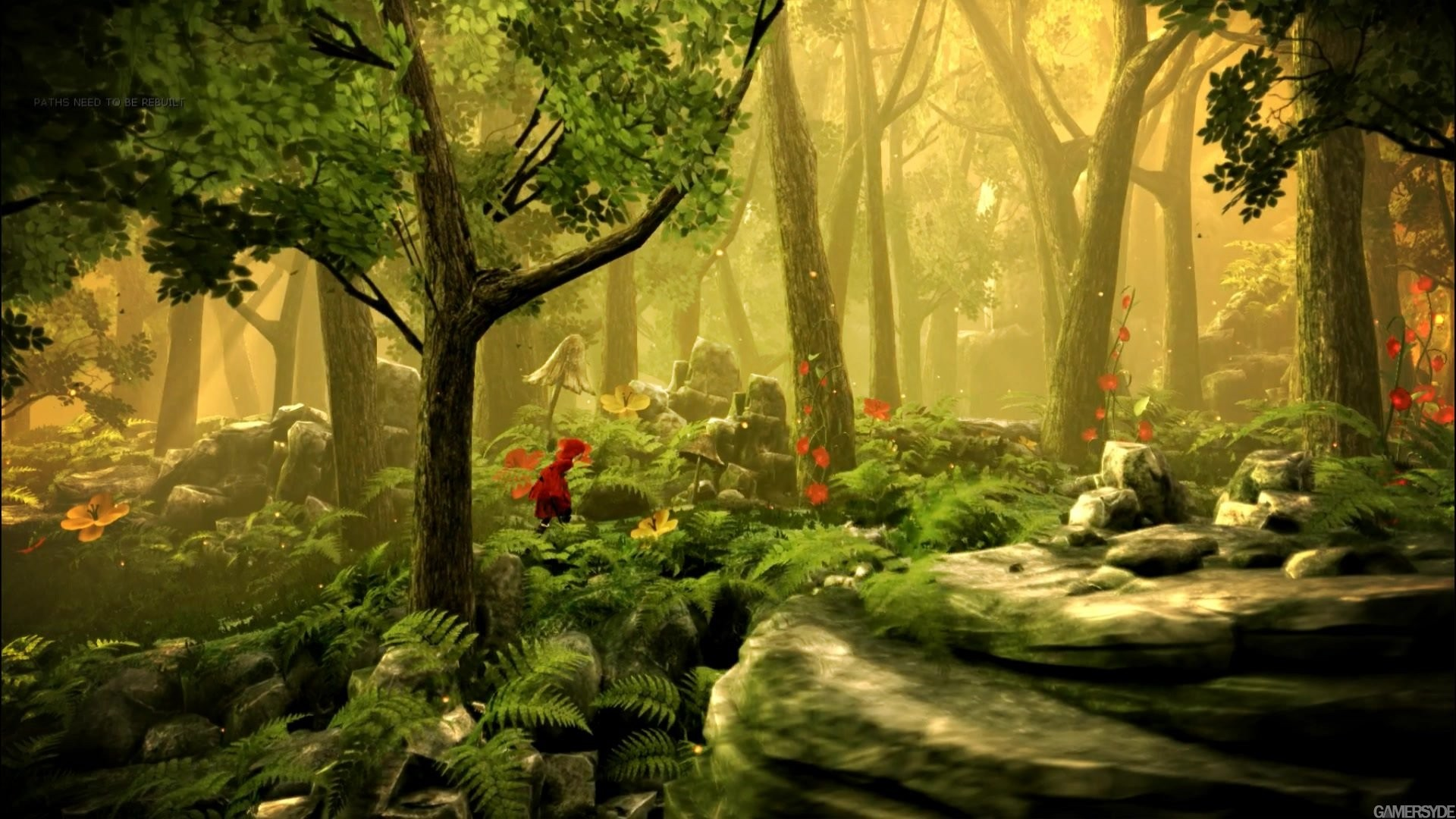 Fairy Tale Background 1920x1080
