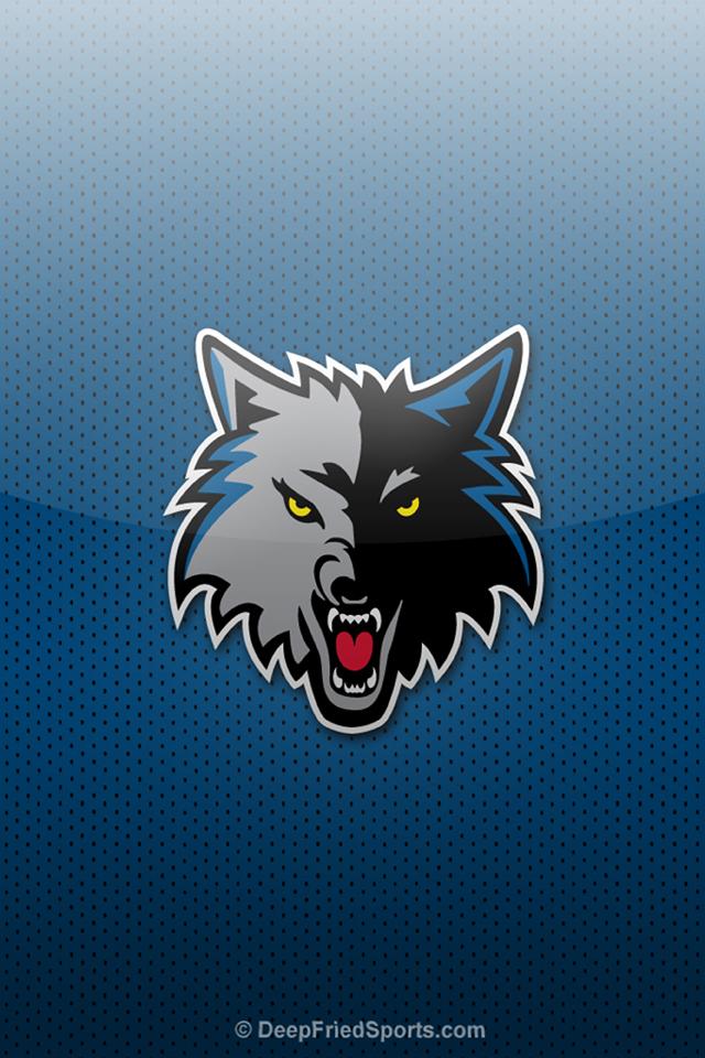 640x960px Minnesota Timberwolves iPhone Wallpaper 640x960