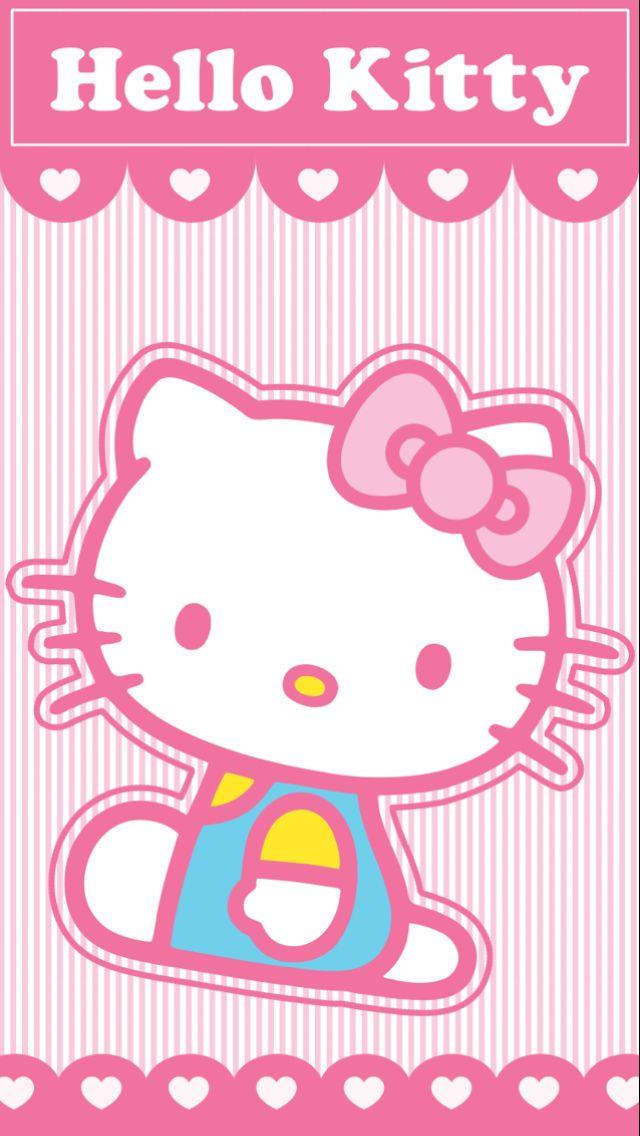 50 Hello Kitty Wallpaper For Iphone On Wallpapersafari