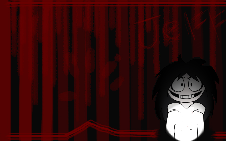 [50+] Jeff The Killer Anime Wallpaper on WallpaperSafari