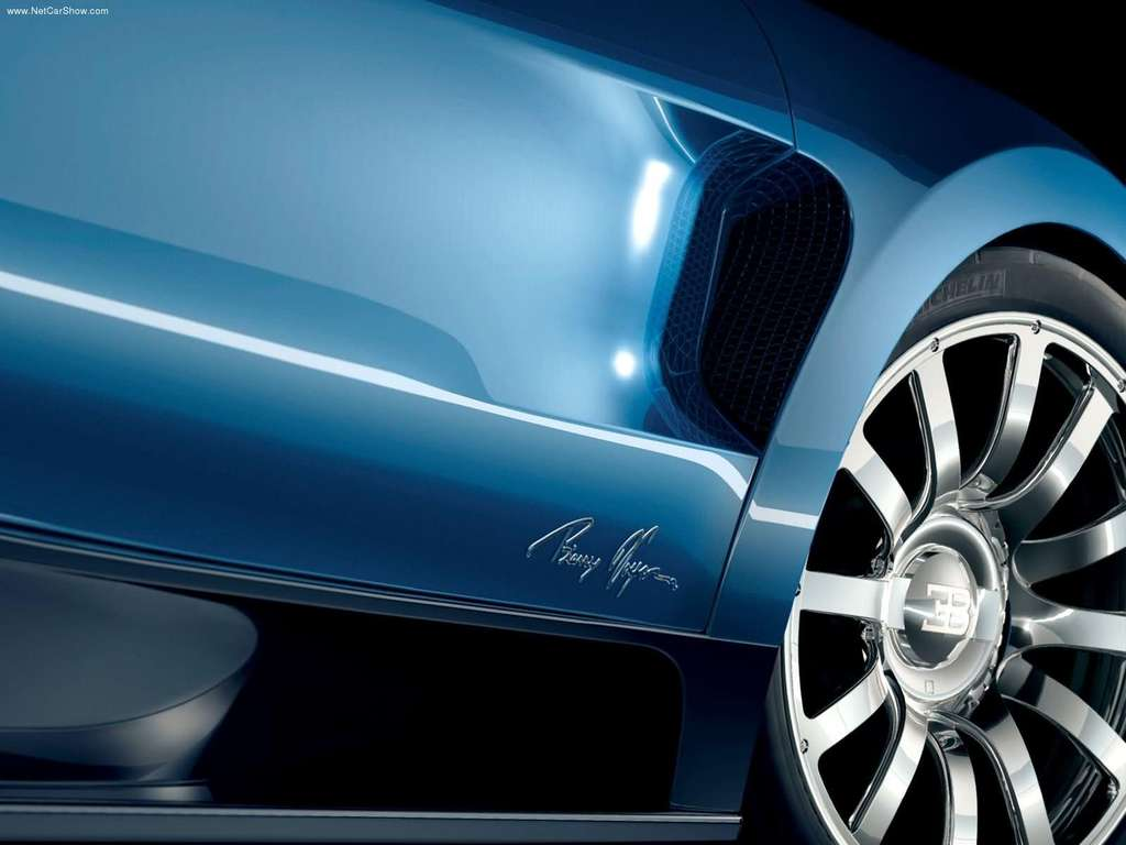 Photo Bugatti EB 164 Veyron wallpapers 1024x768