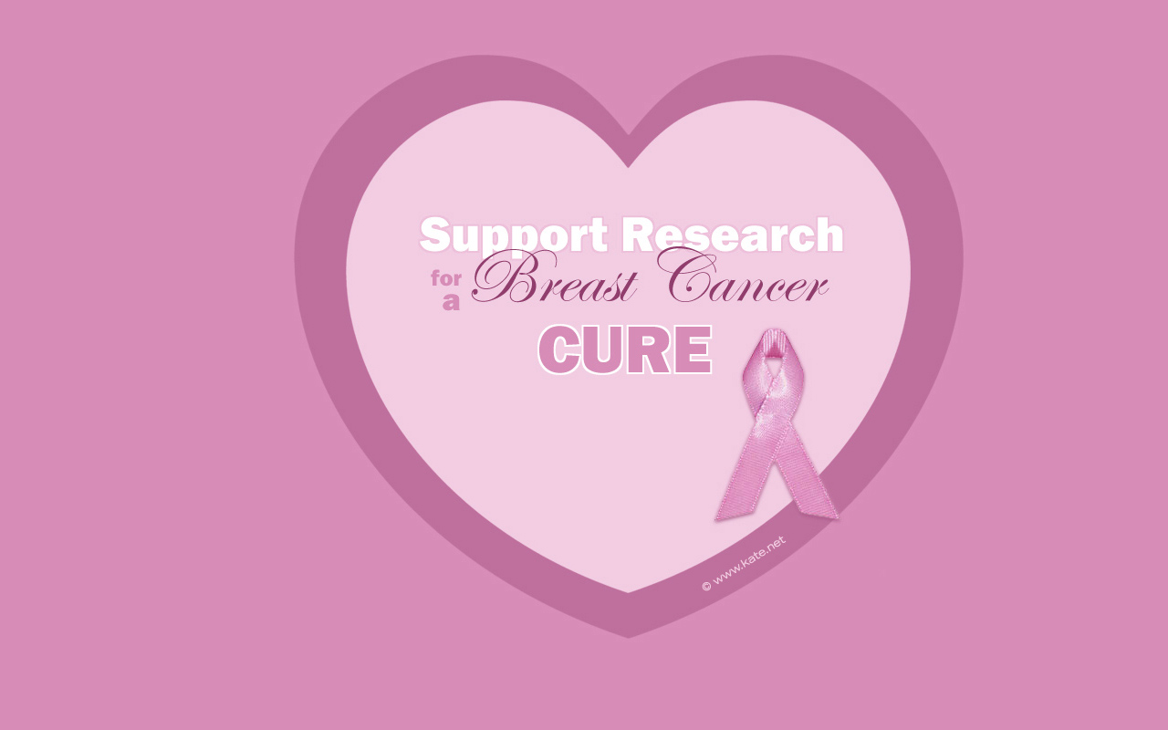 Breast Cancer Awareness Wallpapers by Katenet 1280x800
