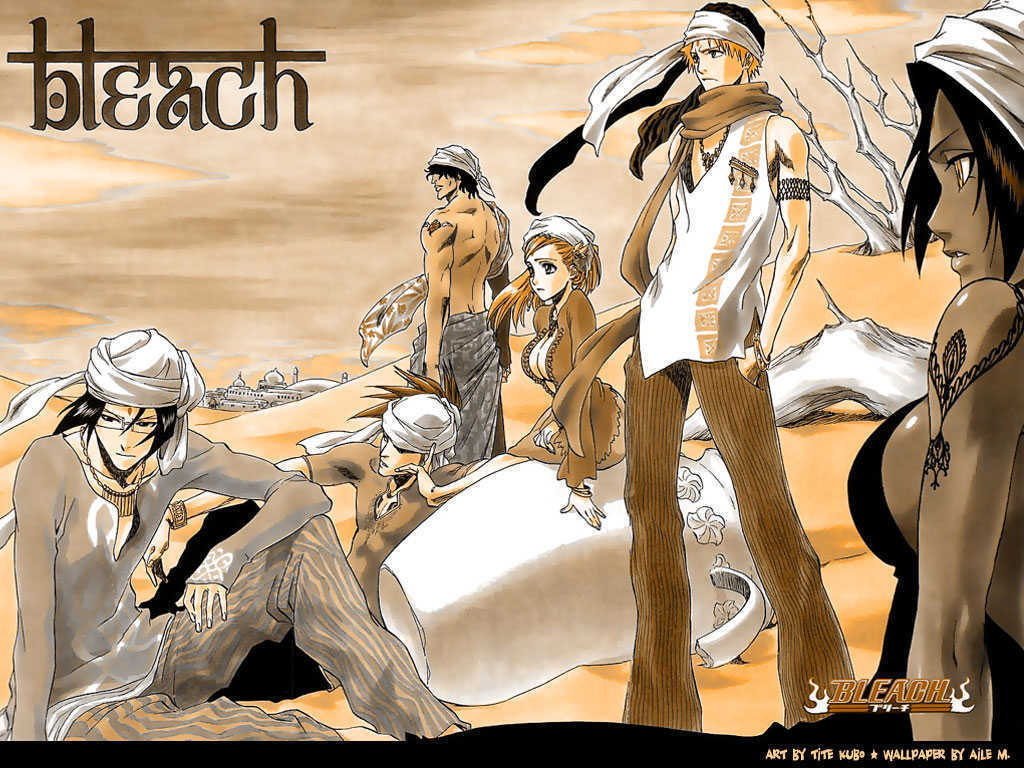 Bleach Manga Wallpaper Bleach Anime Wallpaper 22745190 Fanpop 1024x768
