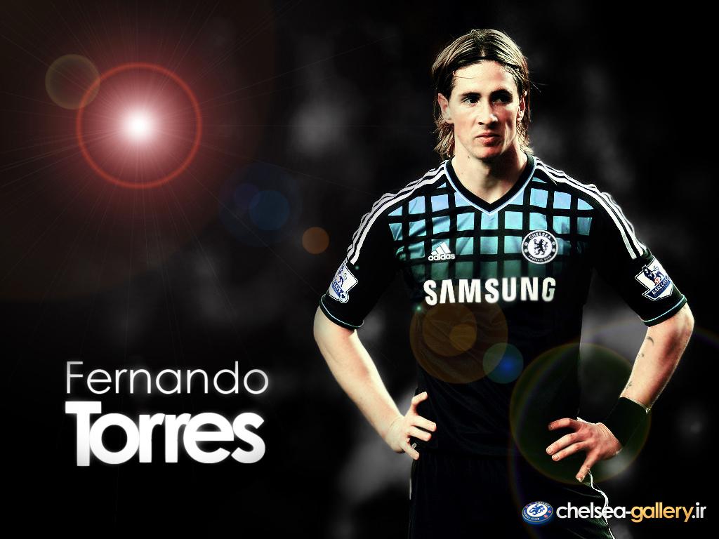 Chelsea FC Wallpaper   Fernando Torres Wallpaper 1024x768