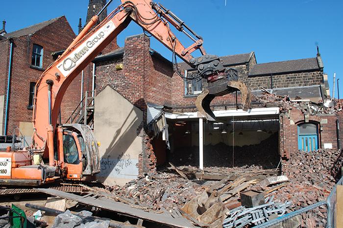 Construction 5   Art House Sheffield 700x465