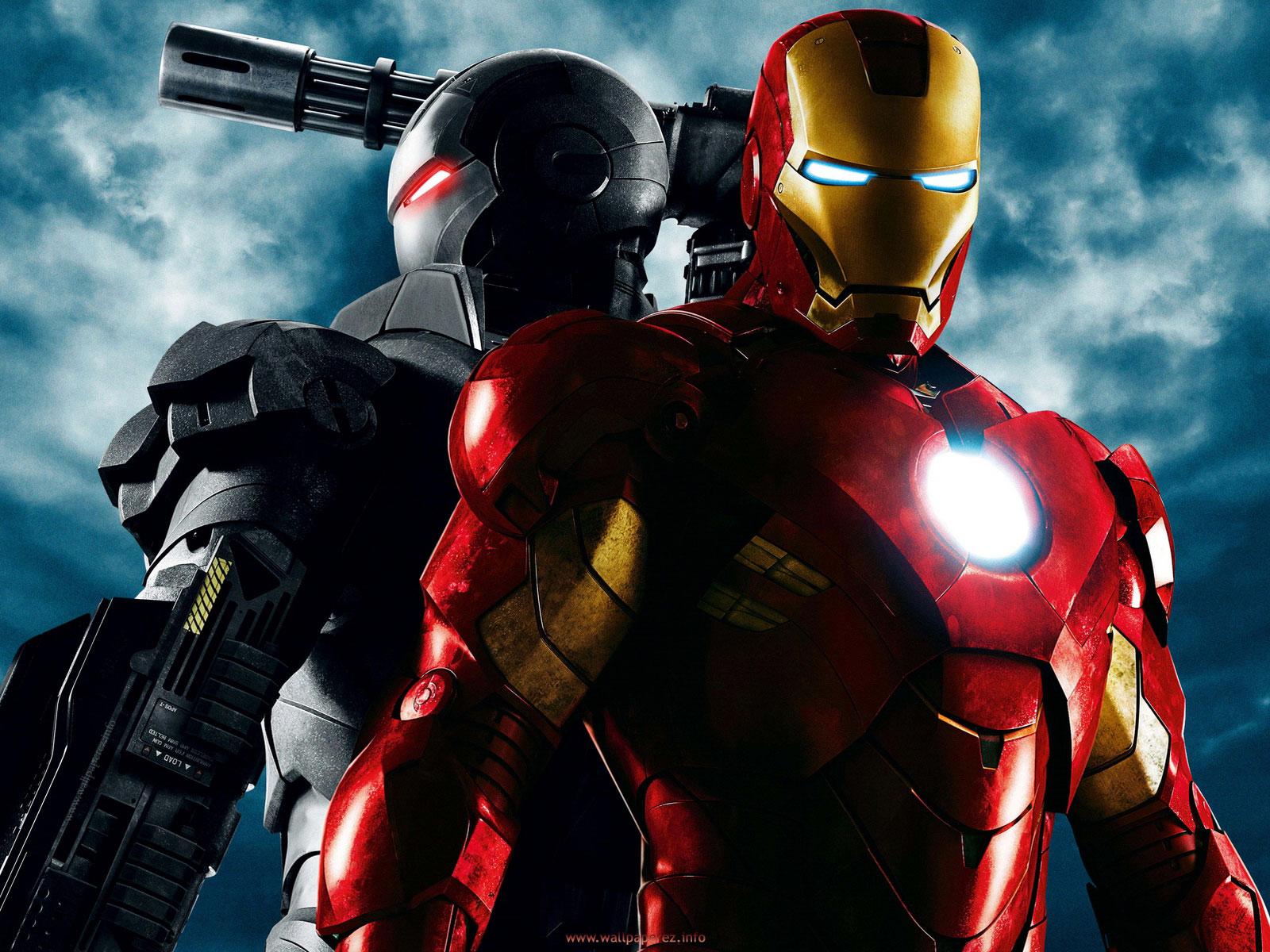 iron man wallpaper 3 iron man wallpaper 4 iron man wallpaper 5 1600x1200