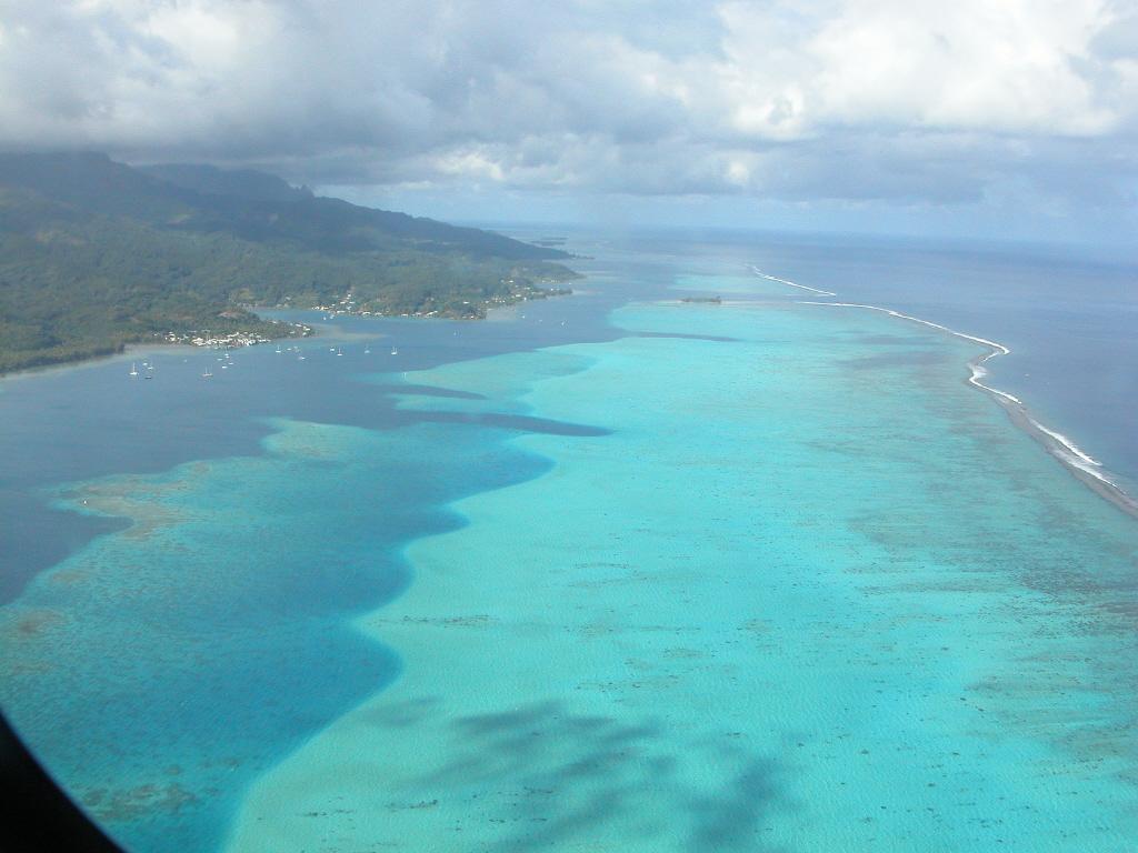 Tahiti Beach Wallpaper - WallpaperSafari