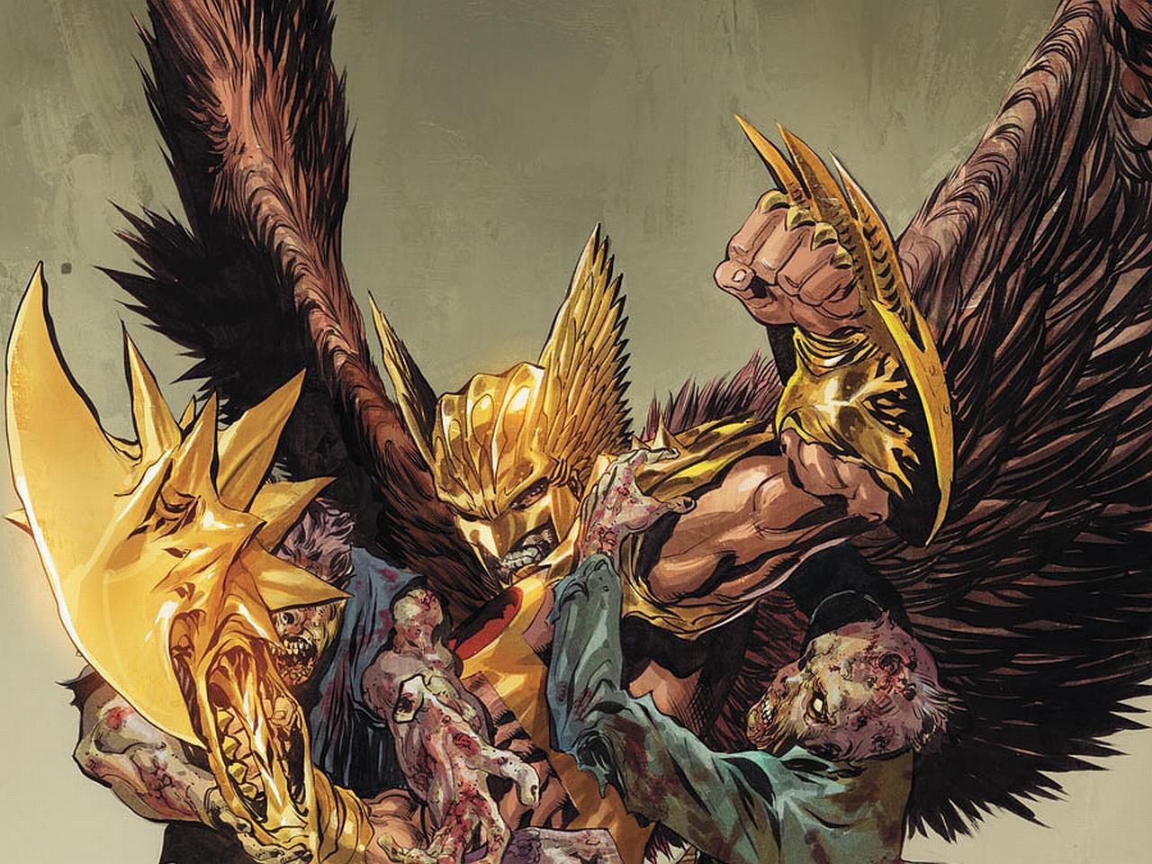 Comics   Hawkman Wallpaper 1280x960