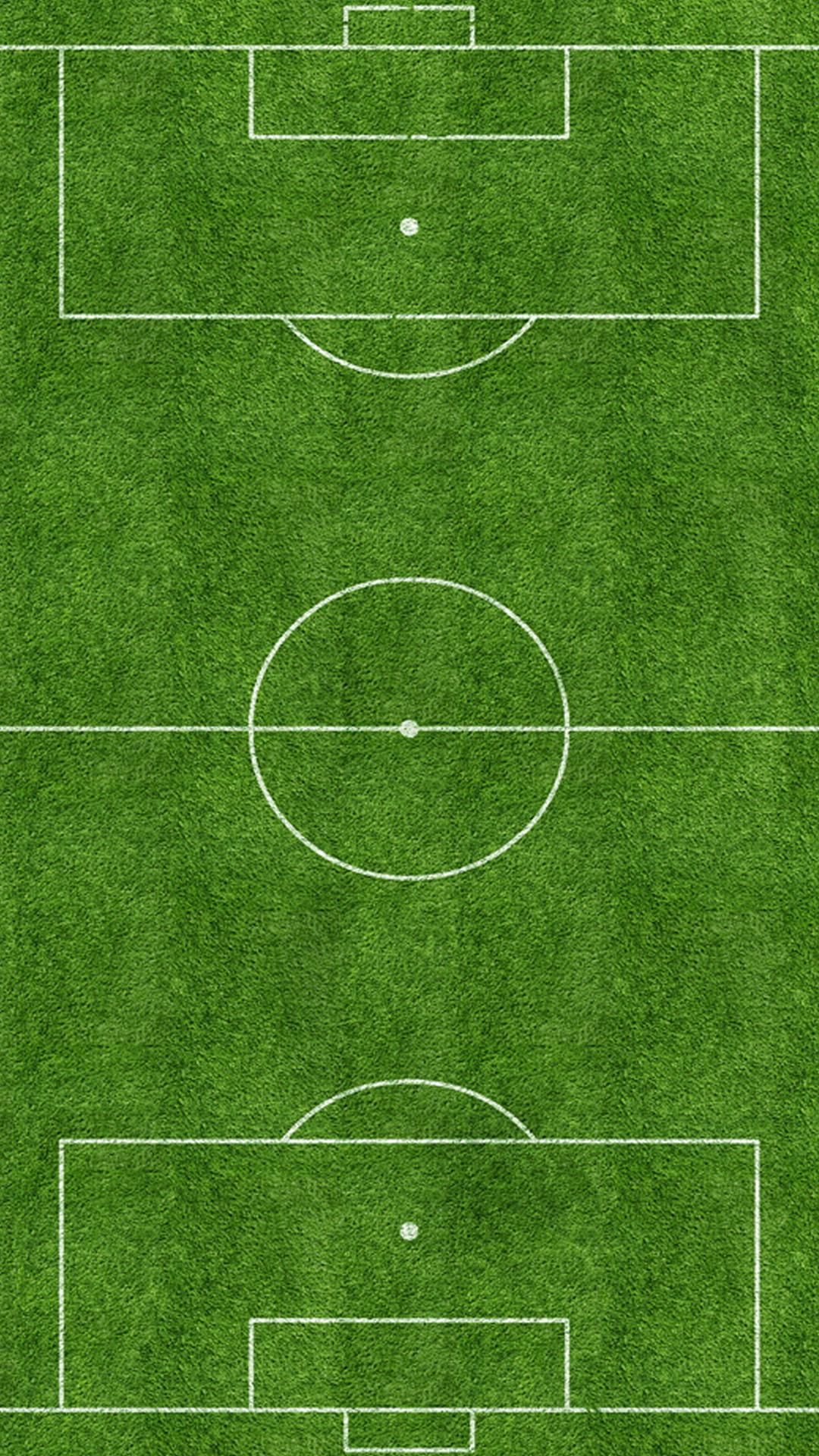 football field wallpaper room