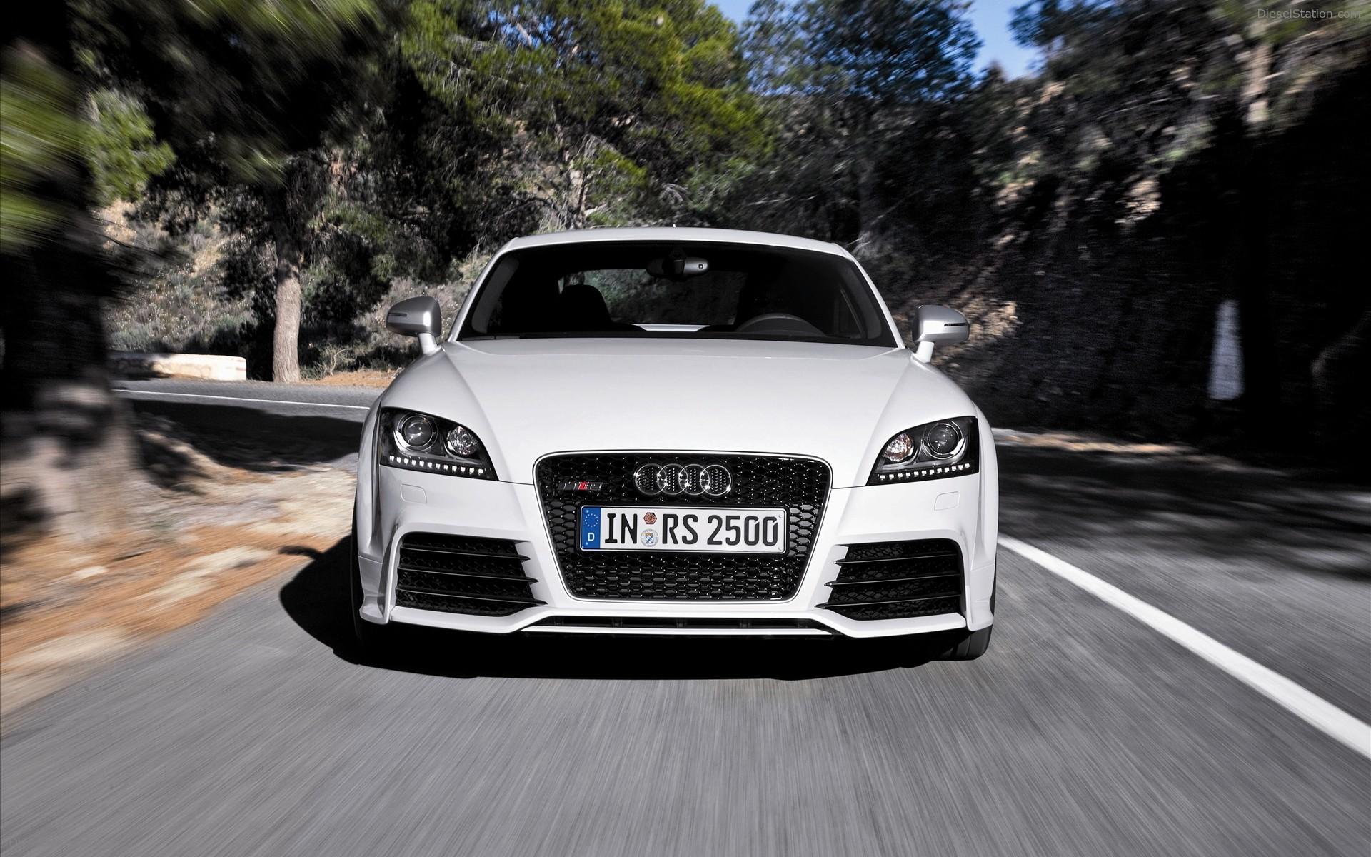 Audi TT RS Wallpapers HD Download 1920x1200
