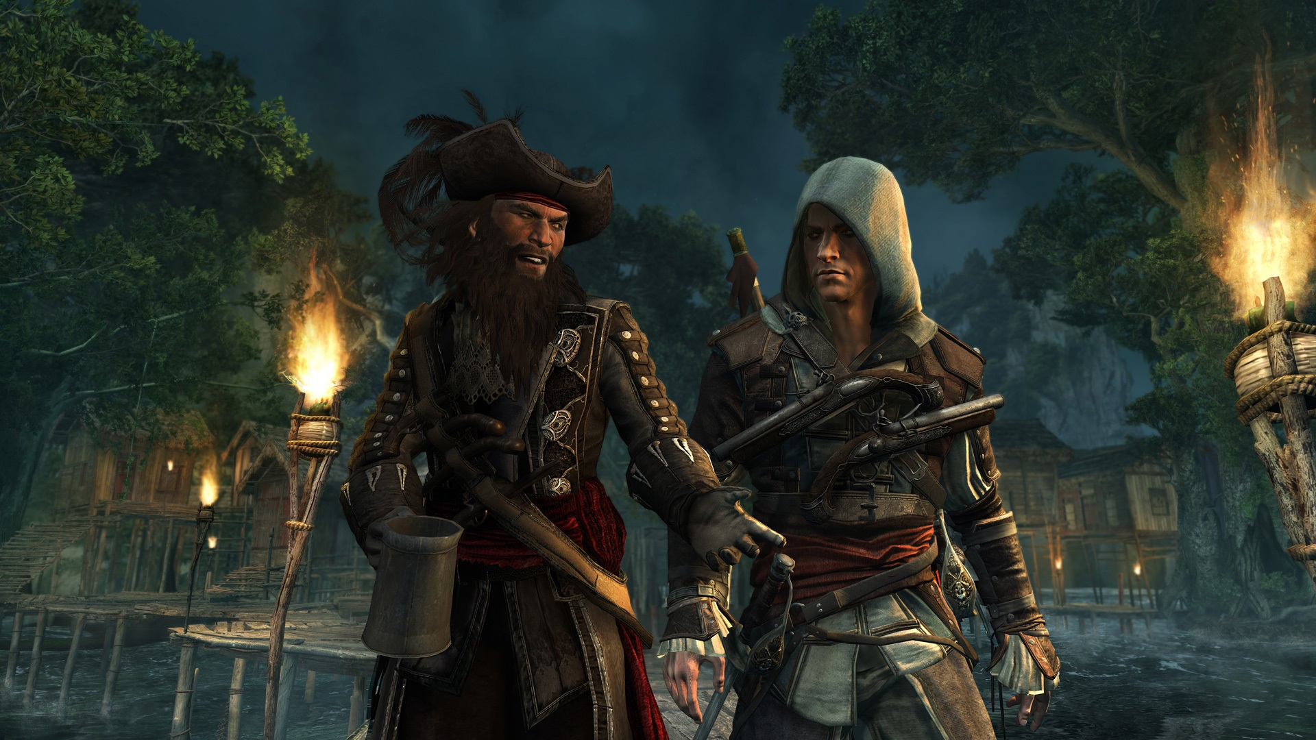 Assassins Creed 4 Multiplayer Male wallpaper 1920x1080