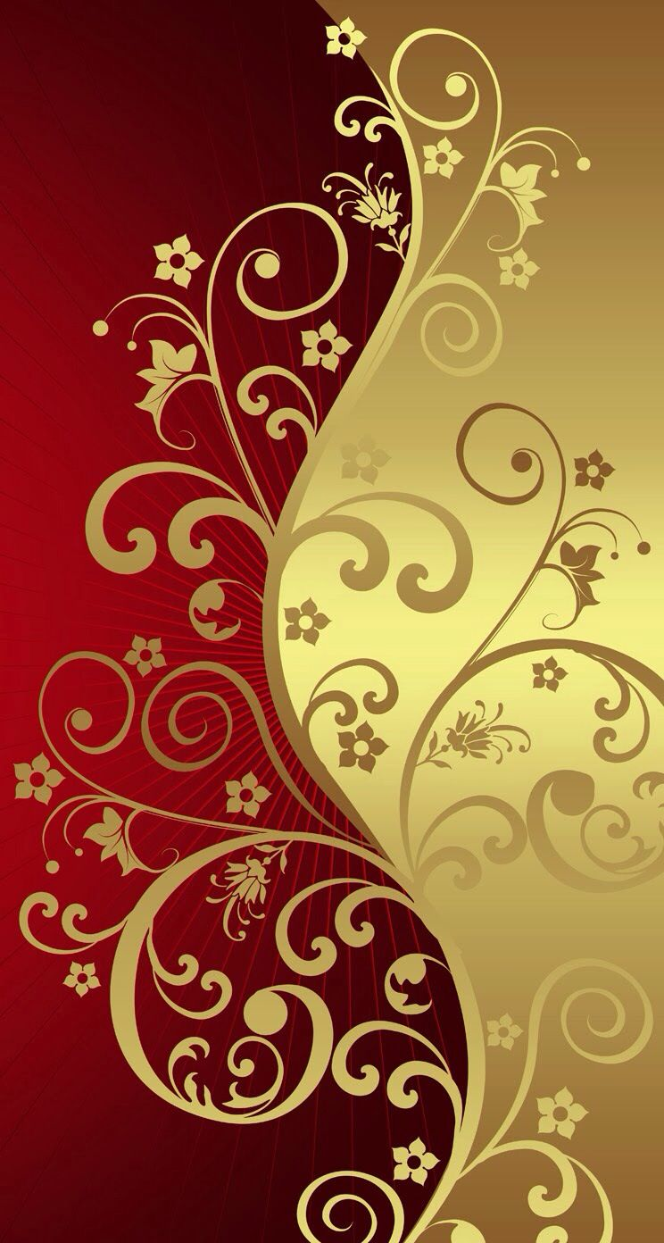 gold classical background Wallpapers in 2019 Wallpaper 744x1392
